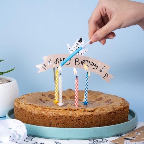 Birthday Package Mookie D'OH