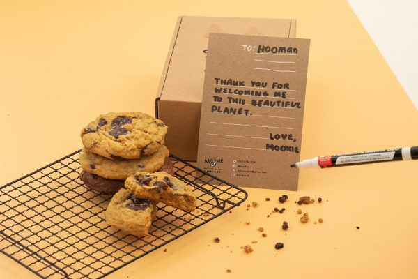 Mookie Soft Baked Cookies (12 pcs)