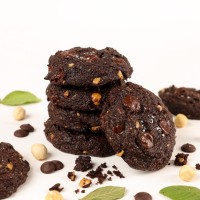 Mookie The Nutty Chocolate Cookies