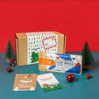 Mookie Holiday Lil' Somethings Package - Chocolate Dots