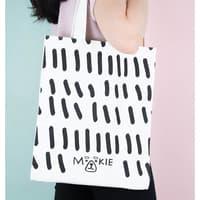 Mookie Fur Tote Bag (Official Merchandise)