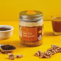 Mookie Thai Tea Tres Leches Cake In a Jar